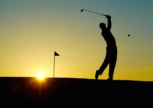 月一ゴルファーはパーオン率を上げよう