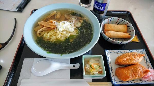 浅利の塩タンメン(新玉村ゴルフ場)